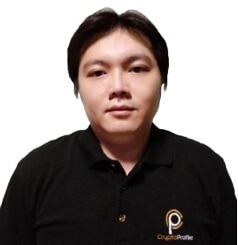 Digital Marketing Director, Co-founder in CryptoProfile (CP) ICO - 5