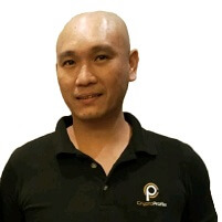 Managing Director, Co-founder in CryptoProfile (CP) ICO - 1